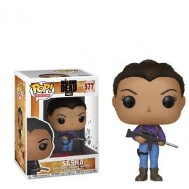 Figurine The Walking Dead - Sasha Pop 10cm