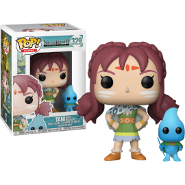 Figurine Ni No Kuni - Tani with Higgledy Pop 10cm