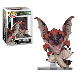 Figurine Monster Hunter - Rathalos Pop 10cm