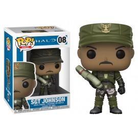 Figurine Halo - Sgt. Johnson Pop 10cm
