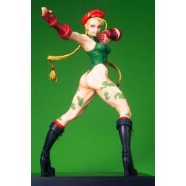 Figurine Street Fighter - Cammy Bishoujo 1/7 Pvc 23cm