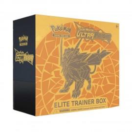Pokémon Soleil et Lune Ultra-Prisme - Coffret Pokemon Elite Trainer Box (française) Jaune