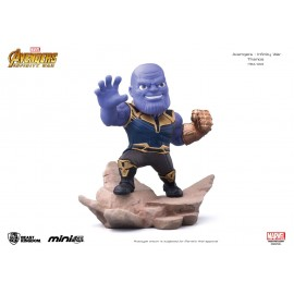 Figurine Avengers Infinity War - Mini Egg Attack Thanos 9 cm