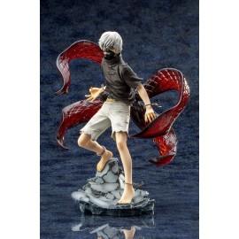 Figurine Tokyo Ghoul - Ken Kaneki Awakened Repaint Ver. ARTFXJ 1/8 23 cm