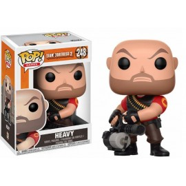 Figurine Team Fortress 2 - Heavy Pop 10cm