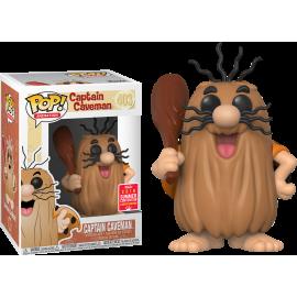 Figurine Hanna Barbera - Caveman (Capitaine Caverne) Summer Convention Exclusive 2018 Pop 10cm