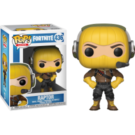 Figurine Fortnite - Raptor Pop 10cm