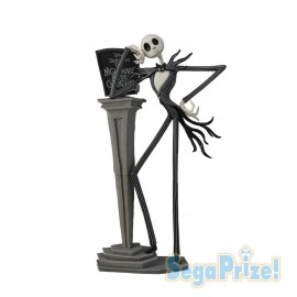 Figurine L'Étrange Noël de Monsieur Jack/Nightmare Before Christmas - Jack Skellington Limited Premium 30cm