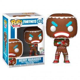 Figurine Fortnite - Merry Marauder Pop 10cm