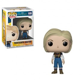 Figurine Doctor Who - Thirteenth Doctor Without Coat Pop 10cm