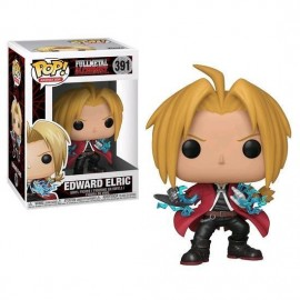 Figurine Full Metal Alchemist - Edward Elric Pop 10cm