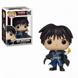 Figurine Full Metal Alchemist - Roy Mustang Pop 10cm
