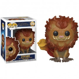 Figurine Fantastic Beasts 2 - Zouwu Pop 10cm