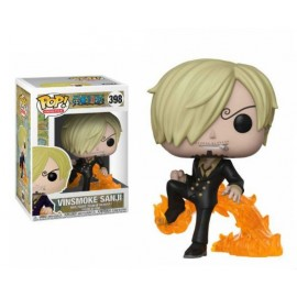 Figurine One Piece - Vinsmoke Sanji Pop 10cm