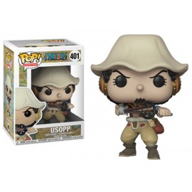 Figurine One Piece - Usopp Pop 10cm