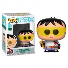 Figurine South Park - Toolshed Pop 10 cm