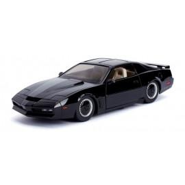 Replique K 2000 - Knight Rider 1/24 1982 Pontiac Firebird Knightrider KITT métal