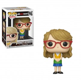 Figurine The Big Bang Theory - Bernadette Rostenkowski Pop 10cm