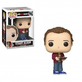 Figurine The Big Bang Theory - Stuart Bloom Pop 10cm