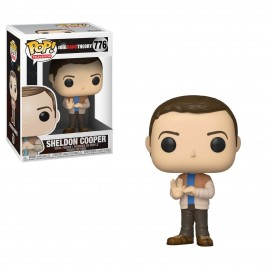 Figurine The Big Bang Theory - Sheldon Cooper Pop 10cm