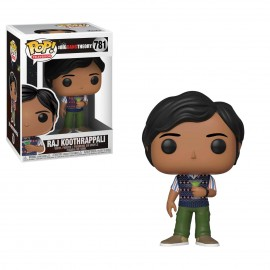 Figurine The Big Bang Theory - Raj Koothrappali Pop 10cm