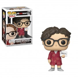Figurine The Big Bang Theory - Leonard Hofstadter in robe Pop 10cm