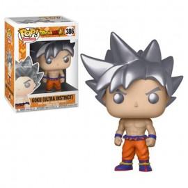 Figurine Dragon Ball Z - Goku Ultra Instinct Pop 10cm
