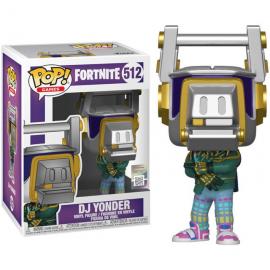Figurine Fortnite - DJ Yonder Pop 10cm