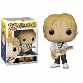 Figurine Rocks - The Police Andy Summers Pop 10cm