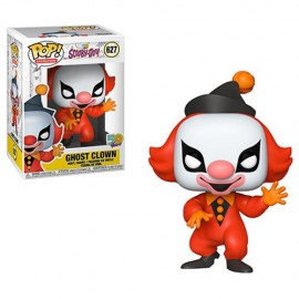 Figurine Scooby-Doo 50 Years - Ghost Clown Pop 10cm
