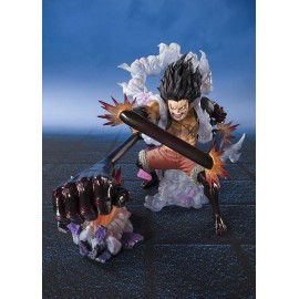 Figurine One Piece - Monkey D. Luffy Gear 4 Snakeman (King Cobra) Figuarts Zero 16cm