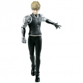 Figurine One Punch Man - Genos - DXF Premium Figure