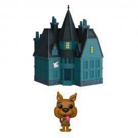 Figurine Scooby-Doo - Haunted Mansion - Pop 20 cm