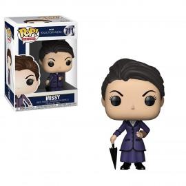 Figurine Doctor Who - Missy - Pop 10 cm