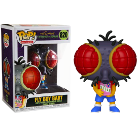 Figurine The Simpsons Treehouse of Horror - Fly Boy Bart Pop 10cm