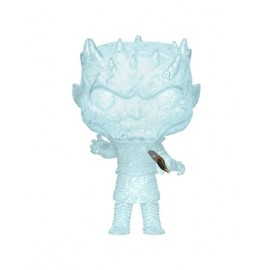 Game of Thrones - Crystal Night King w/Dagger in Chest - Pop 10 cm