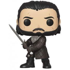 Game of Thrones - Jon Snow Saison 8 - Pop 10 cm