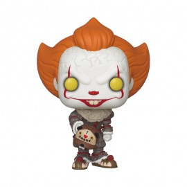 IT / Ca - Chapter 2 - Pennywise with Beaver Hat Exclusive Pop 10cm