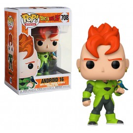Figurine DragonBall Z - Android 16 Pop 10cm