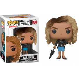 Figurine Umbrella Academy - Allison Hargreeves Pop 10cm