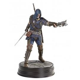 Figurine The Witcher 3 Wild Hunt - Statuette Geralt Grandmaster Feline 20 cm