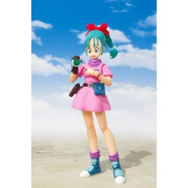 Figurine Dragon Ball - Bulma Adventure Begins S.H.Figuarts 13cm