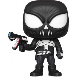 Figurine Marvel - Venom S3 - Punisher - Pop 10 cm