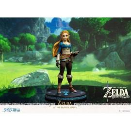 """Figurine """"ZELDA"""" The Legend of Zelda Breath of The Wild 25cm"""
