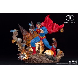 Statue DC Comics - Superman: For Tomorrow Oniri Creations