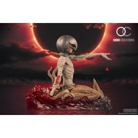 Statue Berserk - Griffith The Fallen Hawk Oniri Creation