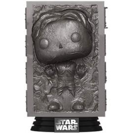 Figurine Star Wars - Han in Carbonite - Pop 10 cm
