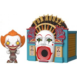 Figurine IT 2 - Demonic Pennywise with Funhouse