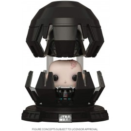 Figurine Star Wars - Darth Vader in Meditation - Pop 20 cm