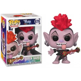 Figurine Trolls World Tour - Queen Barb Pop 10cm